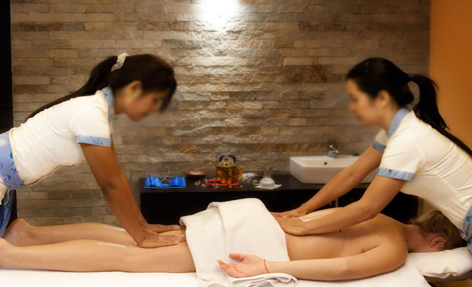 body sexy massage happy endding massage